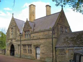 Jesmond Dene Banqueting Lodge